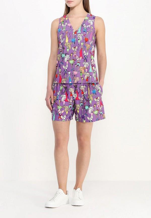 Женские повседневные шорты Boutique Moschino A03121159: изображение 2