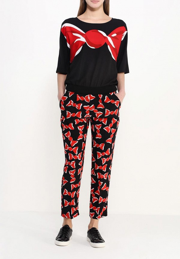 Женские широкие и расклешенные брюки Boutique Moschino J03041153: изображение 2