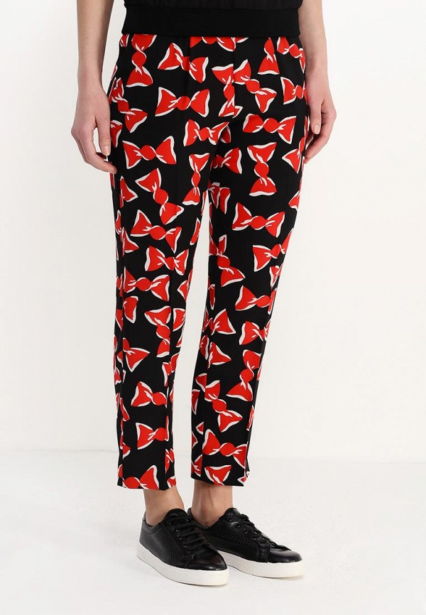 Женские широкие и расклешенные брюки Boutique Moschino J03041153: изображение 3