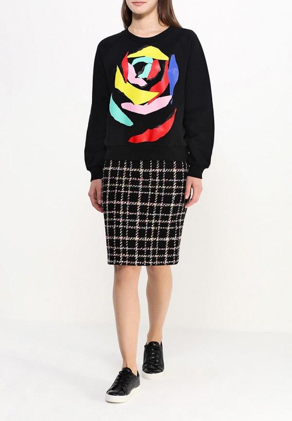 Прямая юбка Boutique Moschino J01171116: изображение 3