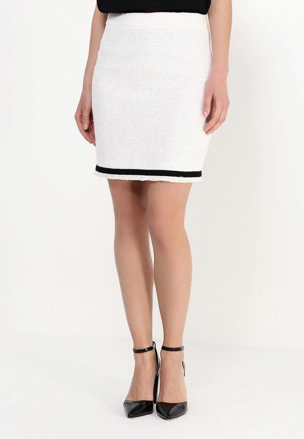 Мини-юбка Boutique Moschino J01081118: изображение 4