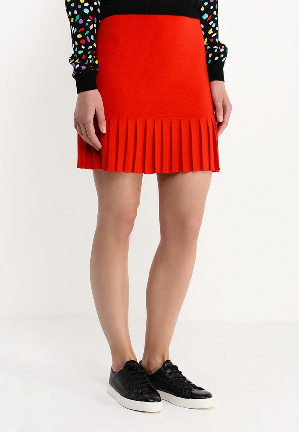 Прямая юбка Boutique Moschino A01801101: изображение 4