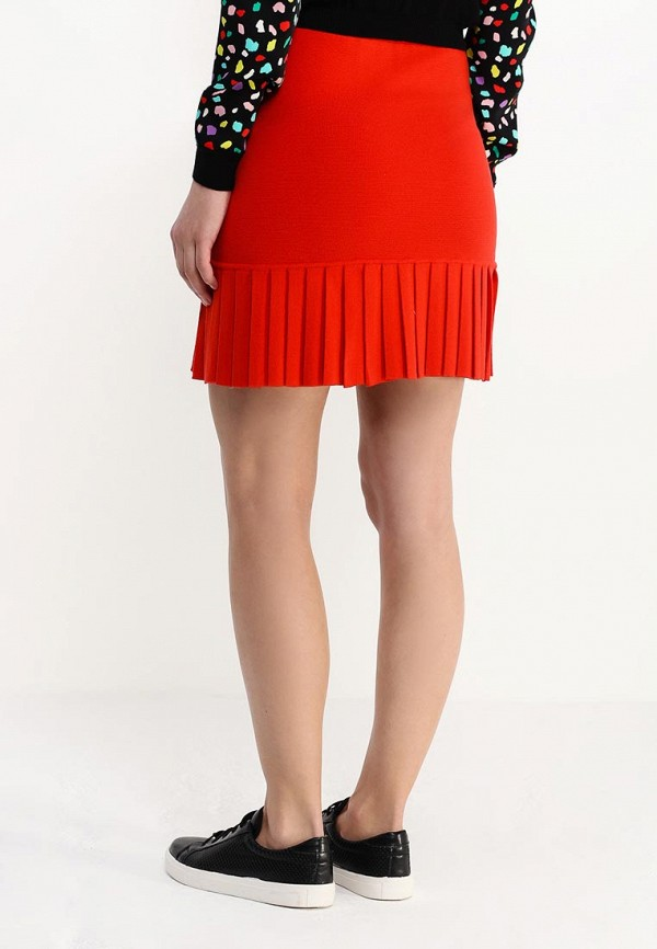 Прямая юбка Boutique Moschino A01801101: изображение 5
