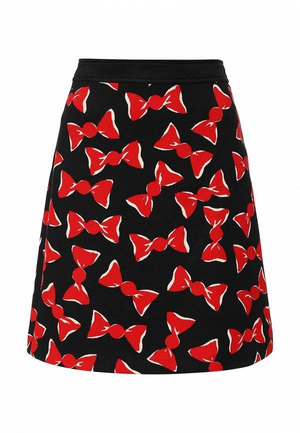 Миди-юбка Boutique Moschino A01181151