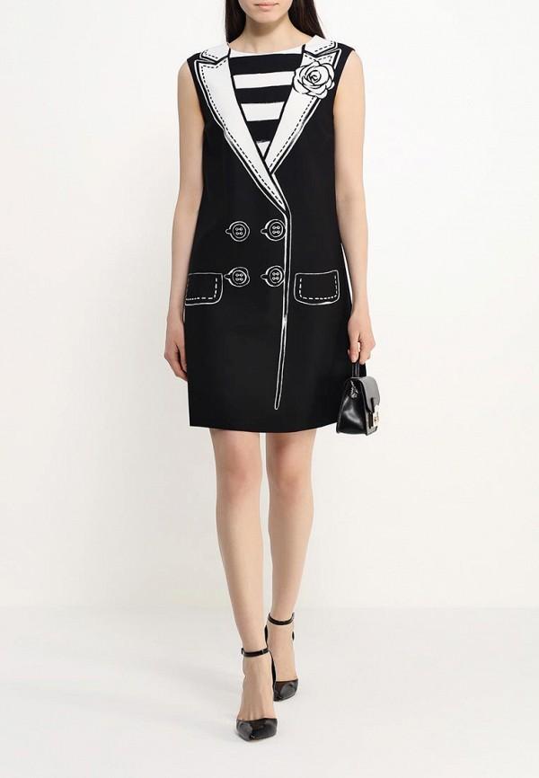 Платье-миди Boutique Moschino J0415834: изображение 2