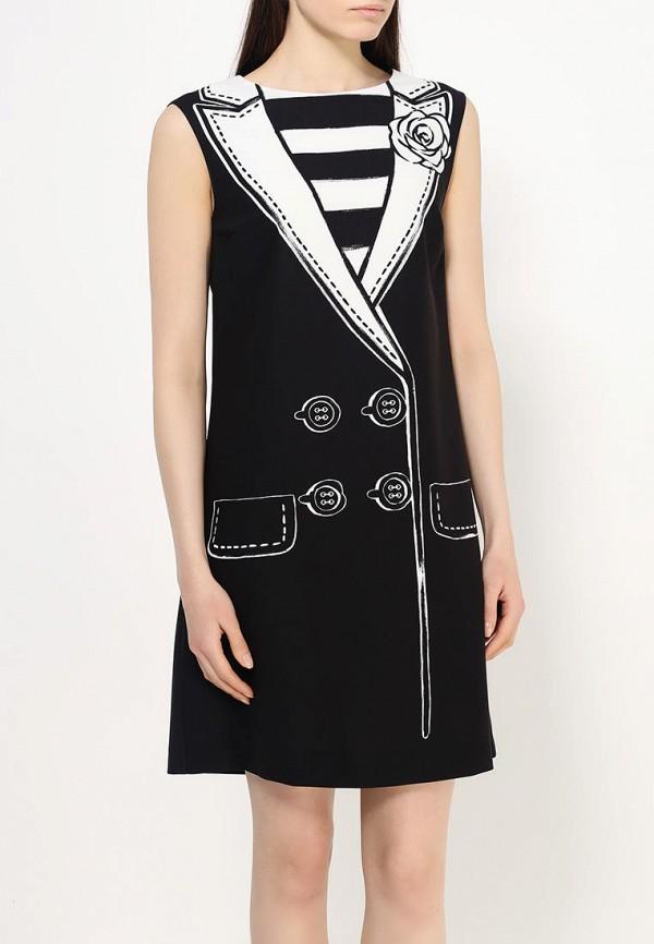 Платье-миди Boutique Moschino J0415834: изображение 3