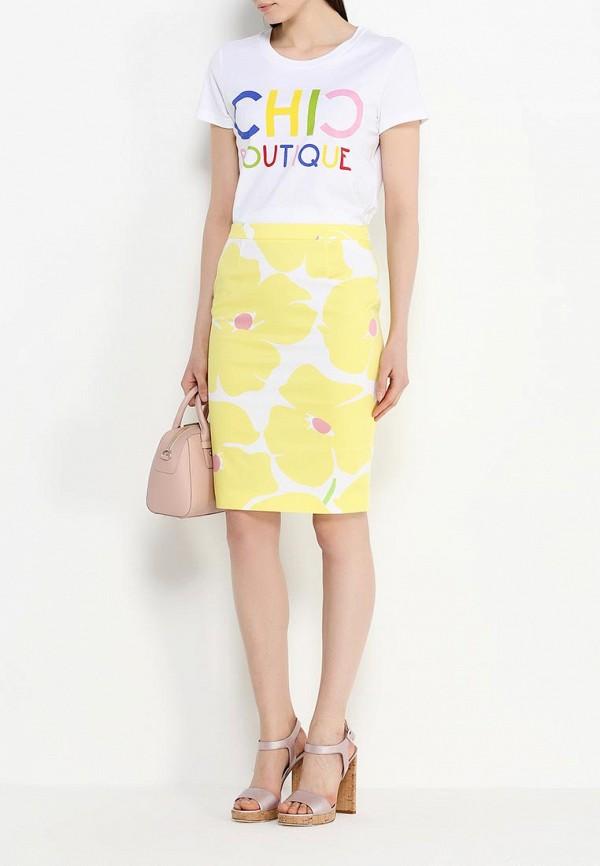 Миди-юбка Boutique Moschino A0108851: изображение 3