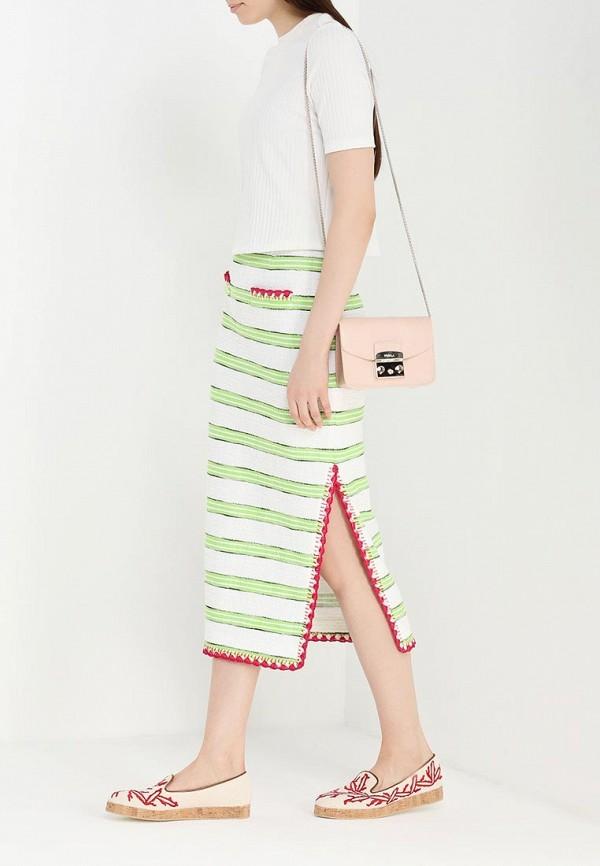 Миди-юбка Boutique Moschino A0110817: изображение 2