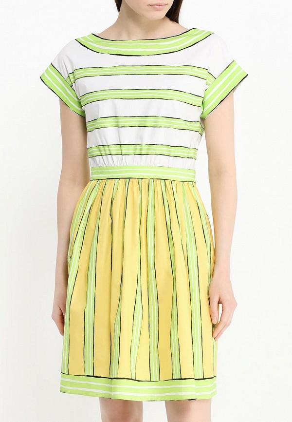 Платье-миди Boutique Moschino A0411849: изображение 3