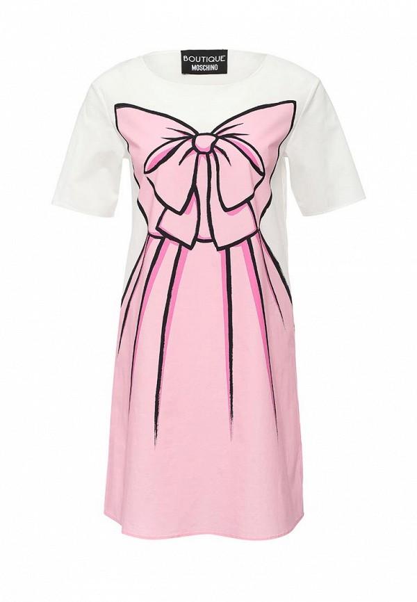 Платье-миди Boutique Moschino A0412849