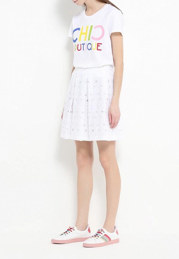 Мини-юбка Boutique Moschino A0106829: изображение 3
