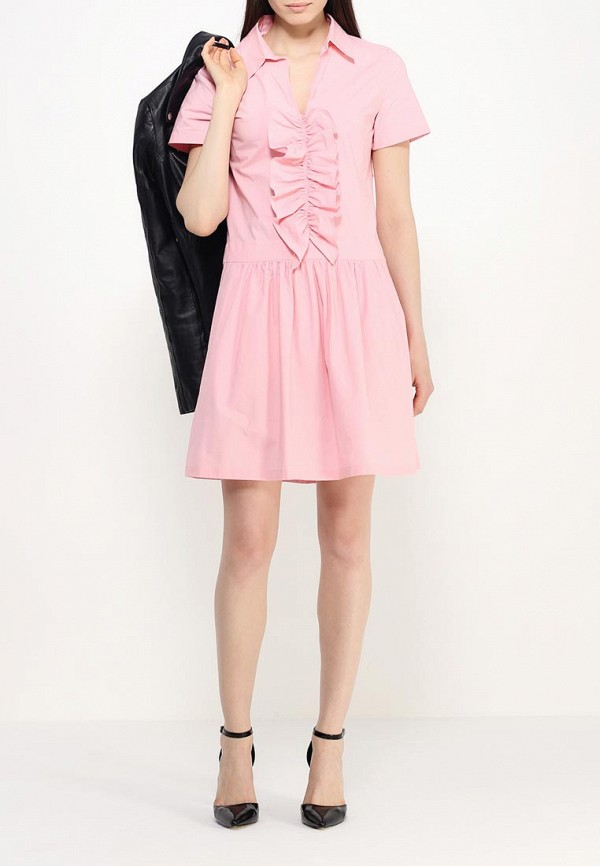 Платье-миди Boutique Moschino A0434835: изображение 2
