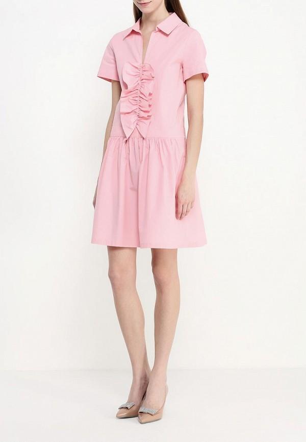 Платье-миди Boutique Moschino A0434835: изображение 3