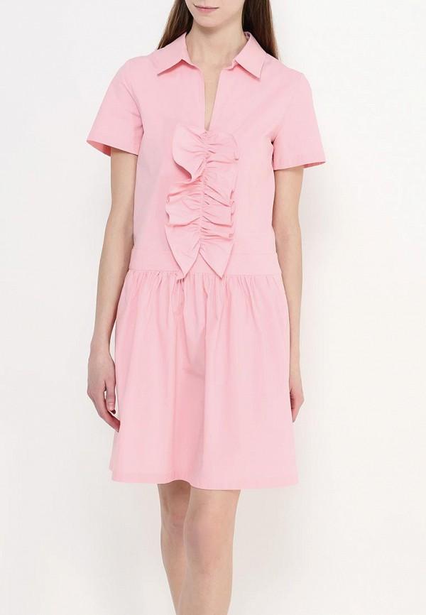 Платье-миди Boutique Moschino A0434835: изображение 5