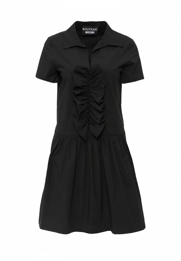 Платье-миди Boutique Moschino J0434835: изображение 1