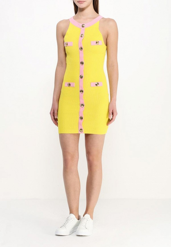 Платье-миди Boutique Moschino A0480800: изображение 2