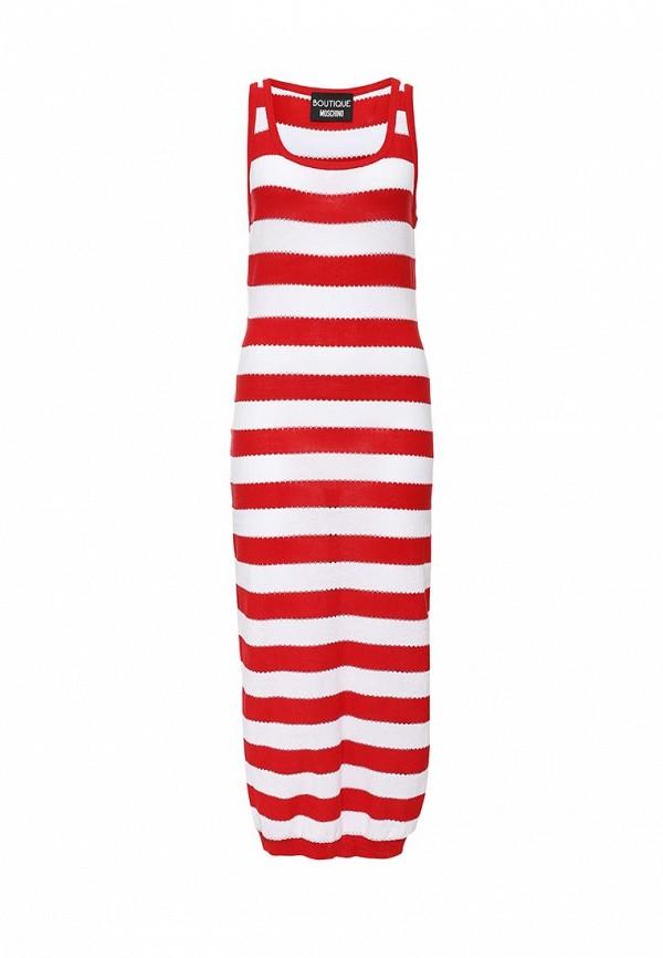 Платье-макси Boutique Moschino A0482800