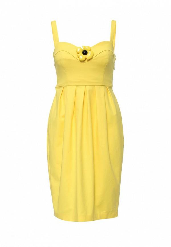 Платье-миди Boutique Moschino A0444823: изображение 1