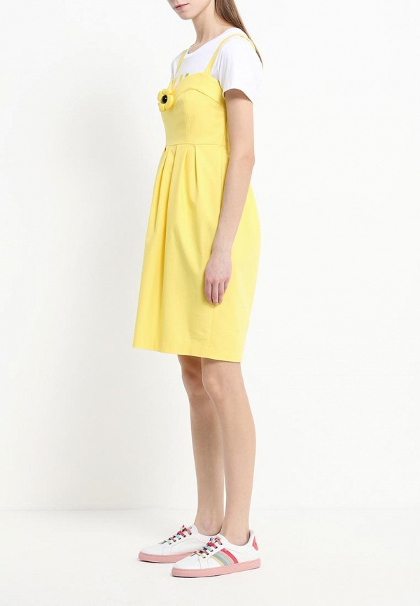 Платье-миди Boutique Moschino A0444823: изображение 2