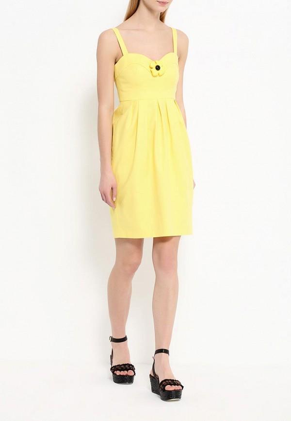 Платье-миди Boutique Moschino A0444823: изображение 3