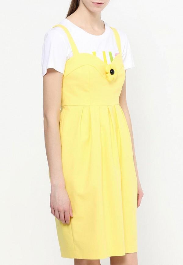 Платье-миди Boutique Moschino A0444823: изображение 4