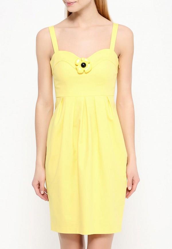 Платье-миди Boutique Moschino A0444823: изображение 5