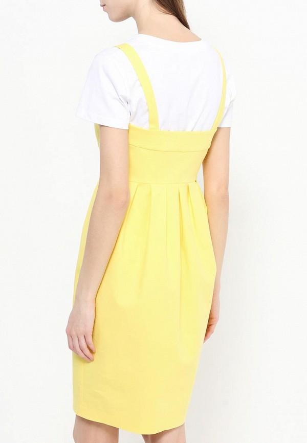 Платье-миди Boutique Moschino A0444823: изображение 6
