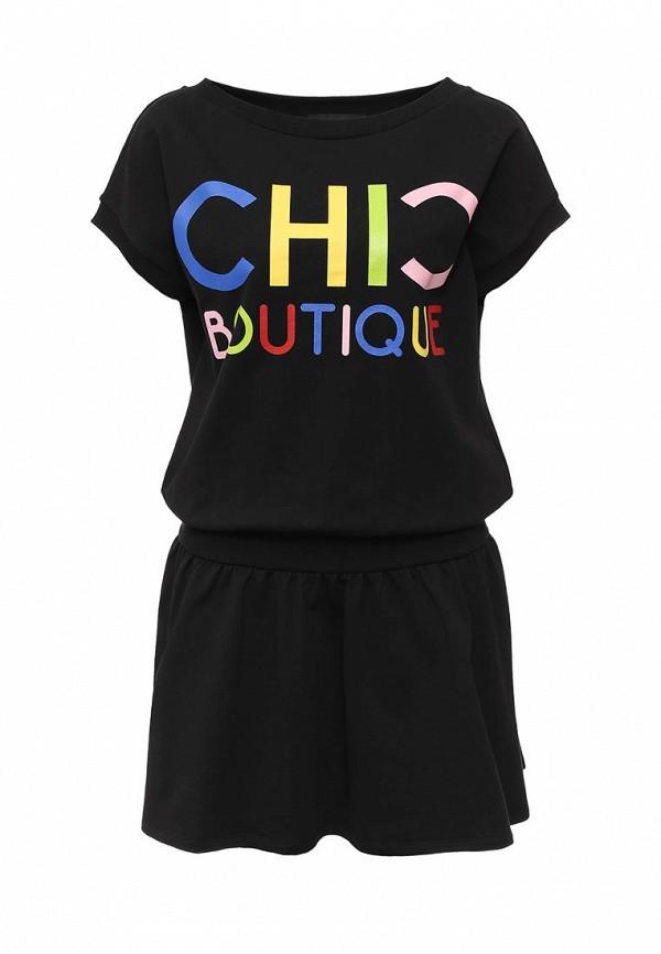 Платье-мини Boutique Moschino A0458825