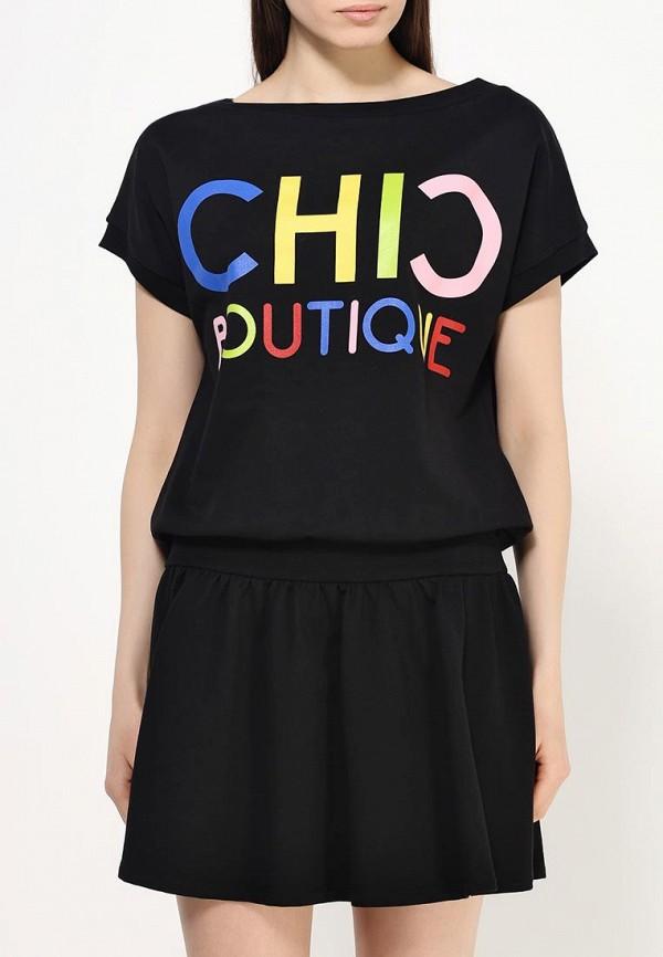 Платье-мини Boutique Moschino A0458825: изображение 3