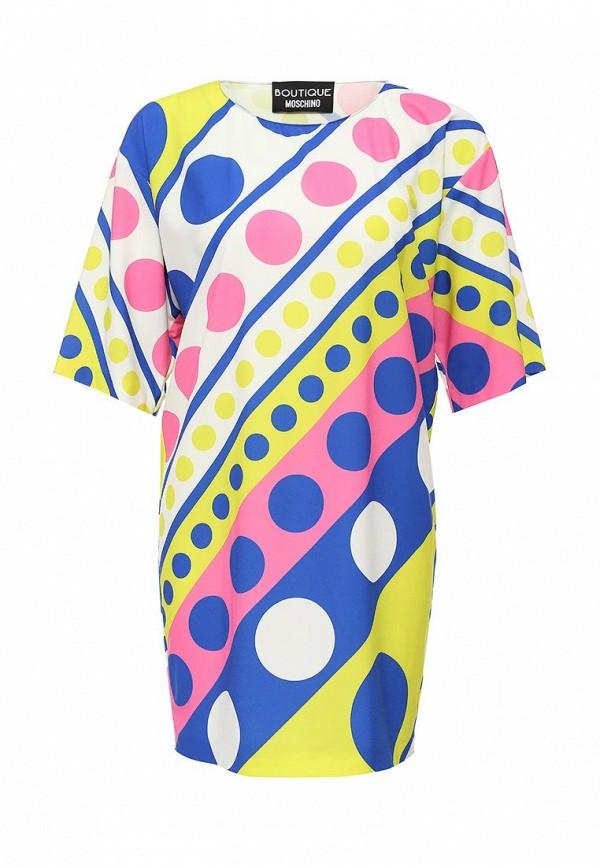 Платье-мини Boutique Moschino A0206855: изображение 1