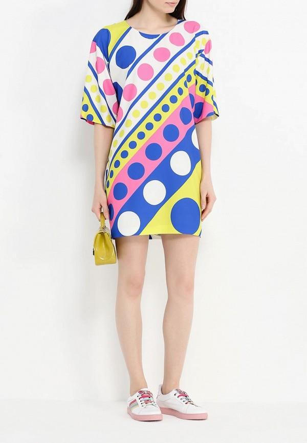 Платье-мини Boutique Moschino A0206855: изображение 2