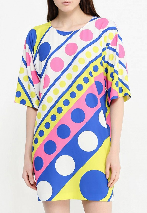 Платье-мини Boutique Moschino A0206855: изображение 3