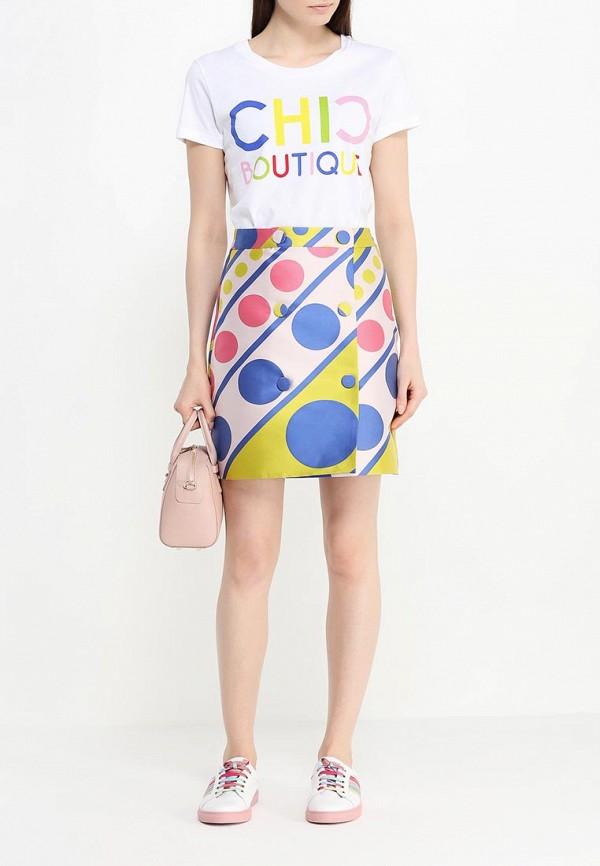 Мини-юбка Boutique Moschino A0107818: изображение 2