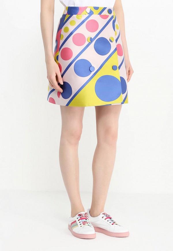 Мини-юбка Boutique Moschino A0107818: изображение 3