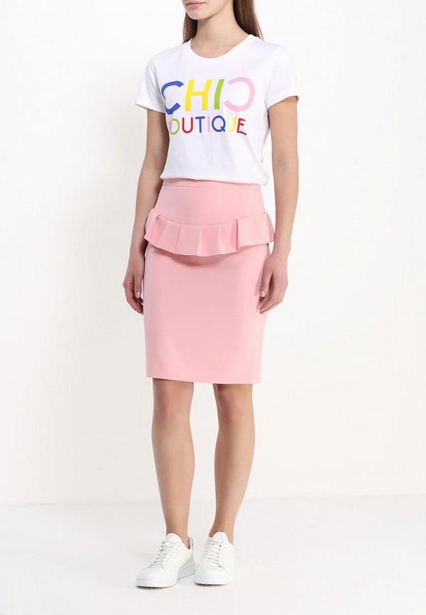 Широкая юбка Boutique Moschino A0114824: изображение 2