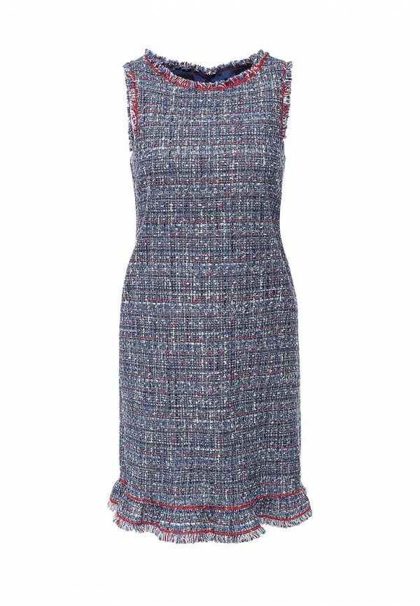 Платье-миди Boutique Moschino A0437815: изображение 1