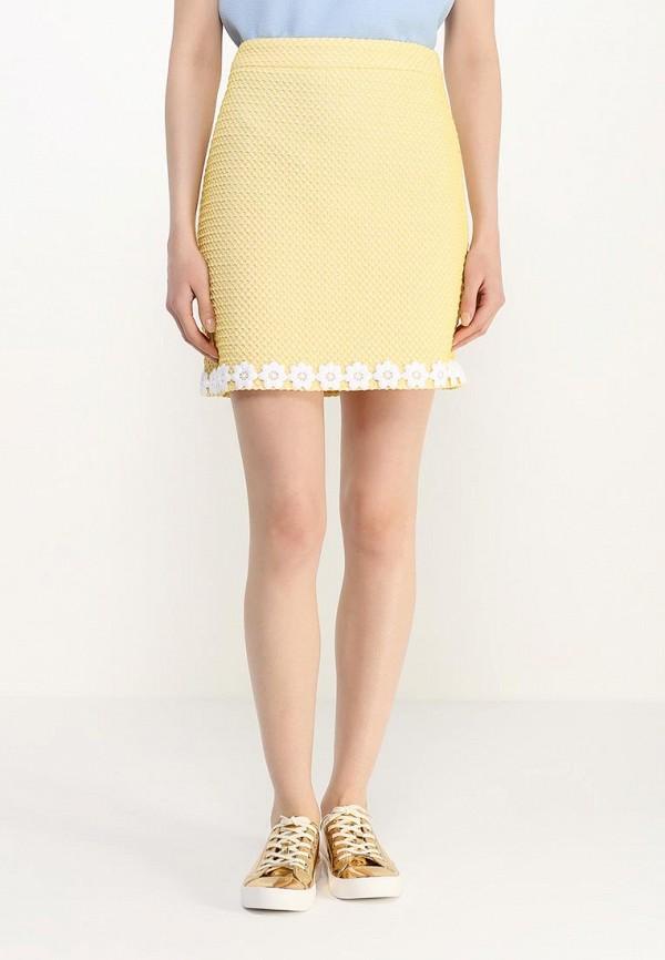 Мини-юбка Boutique Moschino A0112816: изображение 3