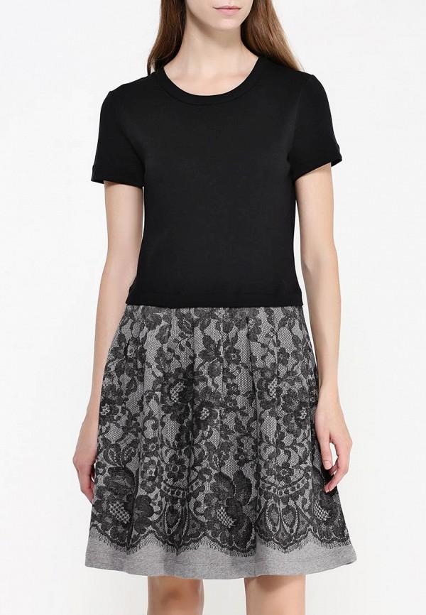 Платье-миди Boutique Moschino A0463: изображение 3