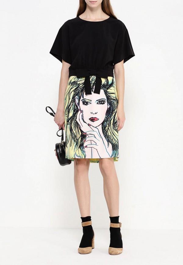 Платье-миди Boutique Moschino A0432: изображение 2