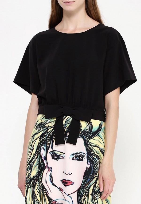 Платье-миди Boutique Moschino A0432: изображение 3