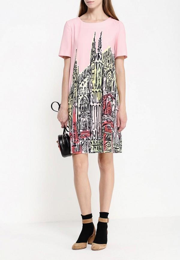 Платье-миди Boutique Moschino A0434: изображение 2