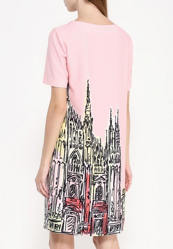 Платье-миди Boutique Moschino A0434: изображение 4