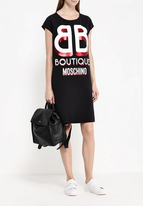 Платье-миди Boutique Moschino j0436: изображение 2