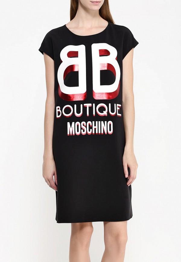 Платье-миди Boutique Moschino j0436: изображение 3