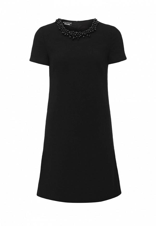 Платье-миди Boutique Moschino A0448: изображение 1