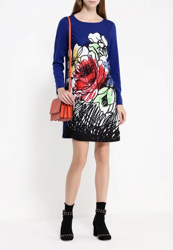 Платье-миди Boutique Moschino A5408: изображение 2