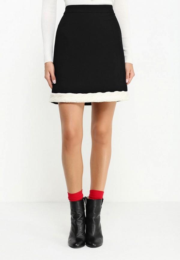 Мини-юбка Boutique Moschino A0112: изображение 3