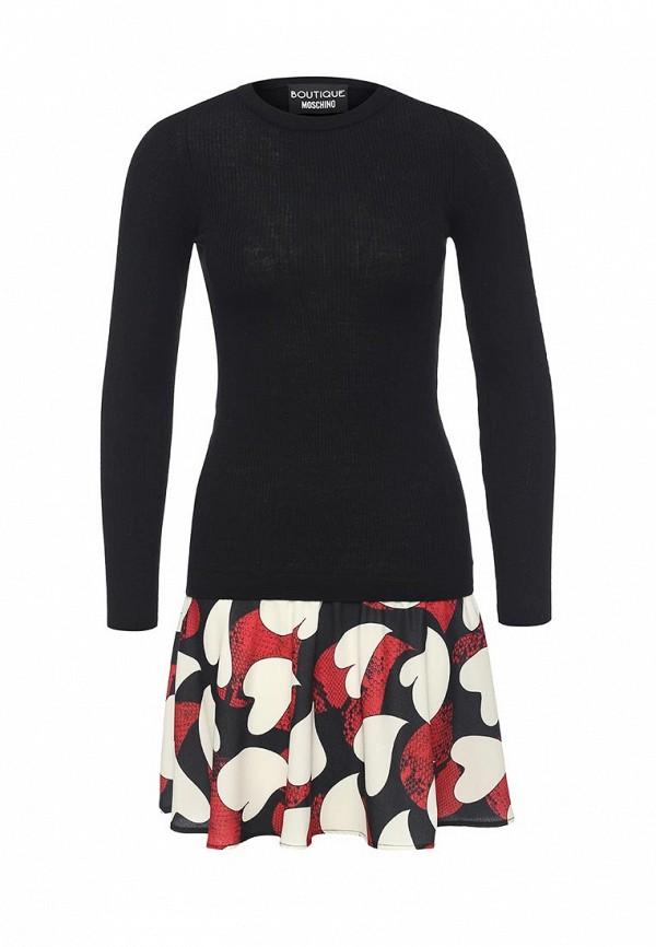 Платье-миди Boutique Moschino A0493: изображение 1