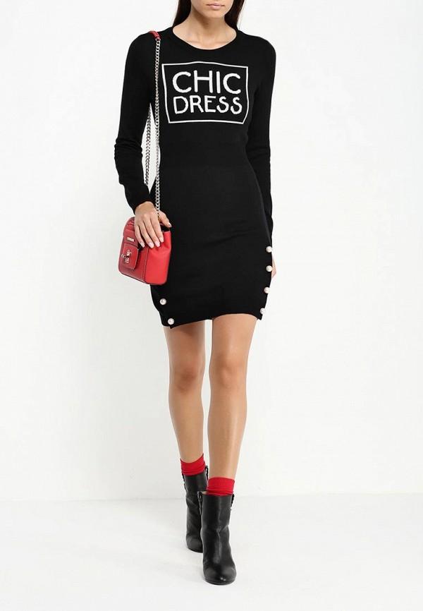Вязаное платье Boutique Moschino A0490: изображение 2