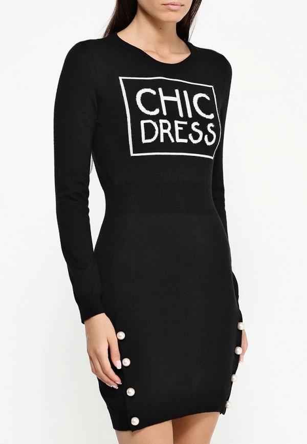 Вязаное платье Boutique Moschino A0490: изображение 3